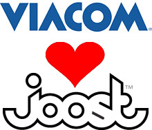 Viacom Loves Joost