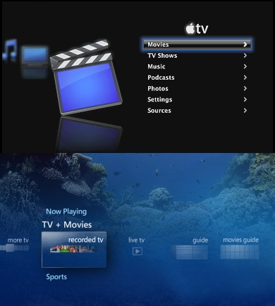 Apple TV vs xbox 360
