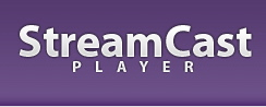 StreamCast Player Logo