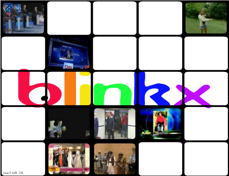 Blinkx-36.000.000 de horas de vídeo