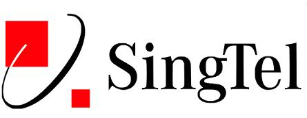 singtel-logo