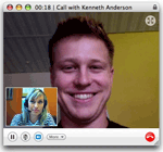 Skype Video Conference