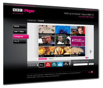 BBC iPlayer Relaunch | Out Of Beta On Christmas Day - Now With Mac &amp; Linux Support