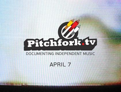Pitchfork To Launch Music Web TV Station