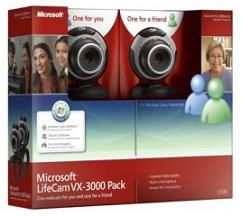 Microsoft LifeCam VX-3000 Review