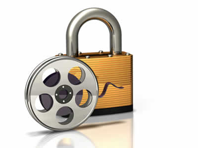Movies Locked DRM