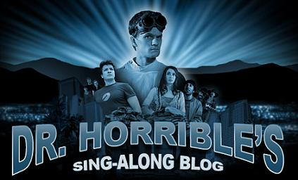 Dr Horrible&#039;s Sing-Along Blog