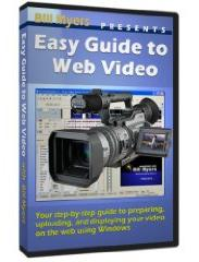 Easy Guide To Web Video DVD