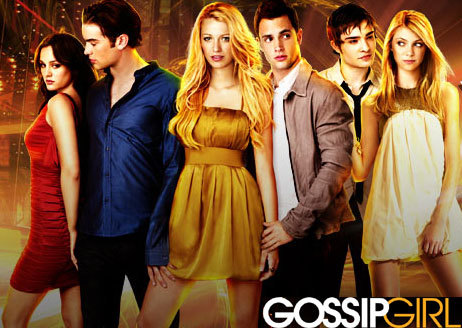 Candy Dish: Gossip Girl on Girl