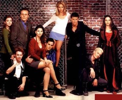Buffy the Vampire Slayer Buffy-cast