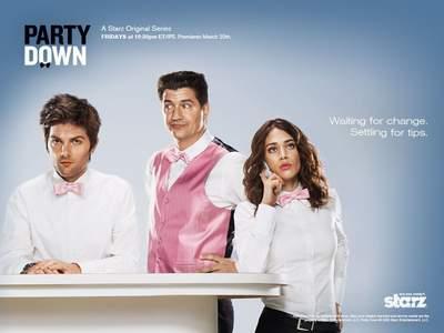 Series, series, series Party-down-logo