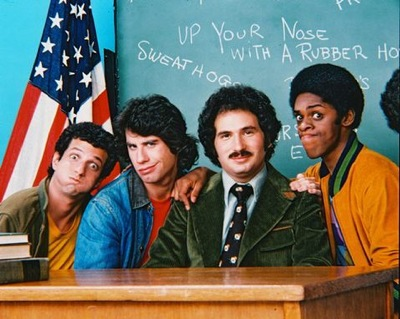welcome back kotter washington