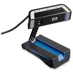 HP Elite Autofocus Webcam affordable and quality webcam