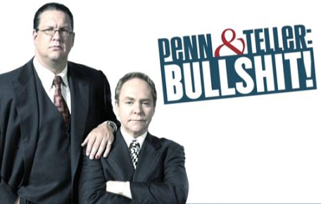 Penn and Teller Bullshit
