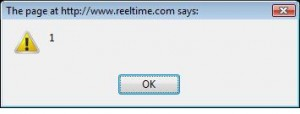 The most informative pop-up error ever!
