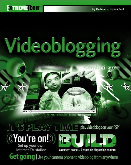Video Blogging - A reference book for novice and advanced video bloggers