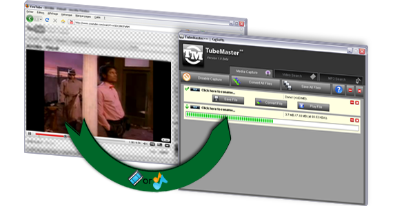 Tubemaster++ video conversion software