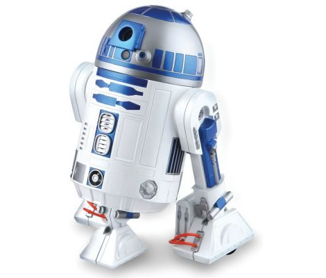 The R2-D2 Webcam - the Force is with this Webcam