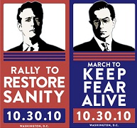Sanity Fear Rally