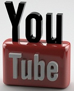 YouTube 3D Logo