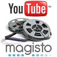 YouTube Magisto Logo