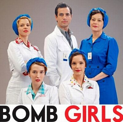 Bomb Girls saison 1 en français