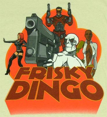 Frisky Dingo - Seasons 1 + 2