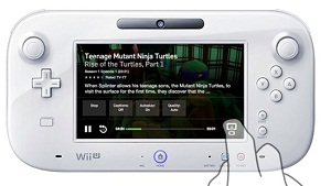 Hulu Plus &amp; Netflix Now On Nintendo Wii U | GamePad Offers Second Screen Experience