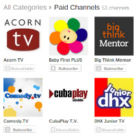 YouTube Starts Charging For Content | Select Subscription Channels Go Live For 99 Cents