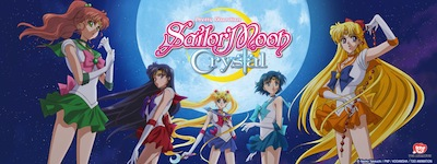 Sailor Moon Crystal saison 1 en vostfr