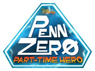 Penn-zero-part-time-hero-logo